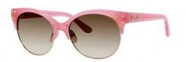 Juicy Couture Juicy 564/S Sunglasses Sunglasses - 0JMB Pink (Y6 brown gradient lens)