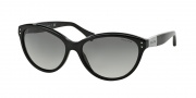 Ralph by Ralph Lauren RA5168 Sunglasses Sunglasses - 501/11 Black / Grey Gradient