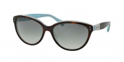 Ralph by Ralph Lauren RA5168 Sunglasses Sunglasses - 601/11 Tortoise / Turquoise / Grey Gradient