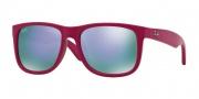 Ray-Ban 4165F Sunglasses - Justin Sunglasses - 60894V
