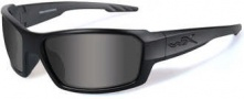 Wiley X WX Rebel Sunglasses Sunglasses - acreb01 Matte Black / Grey Lens