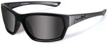 Wiley X WX Moxy Sunglasses Sunglasses - ssmox01 Matte Black / Grey Lens