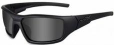 Wiley X WX Censor Sunglasses Sunglasses - Matte Black / Polarized Grey Lens