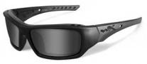 Wiley X Wx Arrow Sunglasses Sunglasses - CCARR01 Matte Black / Grey Lens