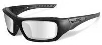 Wiley X Wx Arrow Sunglasses Sunglasses - CCARR03 Matte Black / Clear Lens