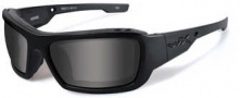 Wiley X Wx Knife Sunglasses Sunglasses - CCKNI01 Matte Black / Grey Lens