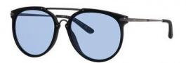 Marc by Marc Jacobs MMJ 415/S Sunglasses Sunglasses - 06IG Matte Black (76 blue lens)