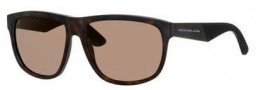 Marc by Marc Jacobs MMJ 417/S Sunglasses Sunglasses - 05WM Dark Havana (6J brown lens)