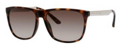 Marc by Marc Jacobs MMJ 424/S Sunglasses Sunglasses - 0OIE Havana (HA brown gradient lens)