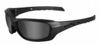 Wiley X Wx Gravity Sunglasses Sunglasses - CCGRA01 Matte Black / Grey Lens