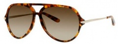 Marc by Marc Jacobs MMJ 426/S Sunglasses Sunglasses - 03MD Havana (CC brown gradient lens)