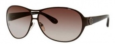 Marc by Marc Jacobs MMJ 427/S Sunglasses Sunglasses - 0UEX Brown Havana (JD brown gradient lens)