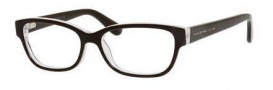 Marc by Marc Jacobs MMJ 591/N Eyeglasses Eyeglasses - 00IX Brown Cream Striped