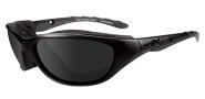 Wiley X Wx Airrage Sungasses Sunglasses - 694 Matte Black / Smoke Grey Lens