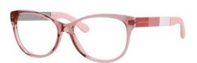 Marc by Marc Jacobs MMJ 594 Eyeglasses Eyeglasses - 06WZ Mrrss Rose Fluorescent