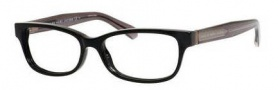 Marc by Marc Jacobs MMJ 598 Eyeglasses Eyeglasses - 06WU Black Crystal