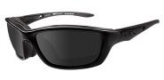 Wiley X Wx Brick Sunglasses Sunglasses - 854 Matte Black / Grey Lens