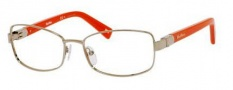 MaxMara Max Mara 1197 Eyeglasses Eyeglasses - 08VJ Gold Orange