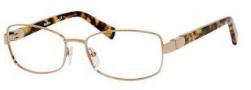 MaxMara Max Mara 1197 Eyeglasses Eyeglasses - 08VI Gold Spotted Havana