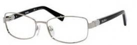 MaxMara Max Mara 1197 Eyeglasses Eyeglasses - 084J Palladium Black