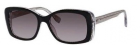 Fendi 0002/S Sunglasses Sunglasses - 06ZV Black Crystal (EU gray gradient lens)