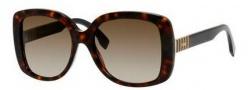 Fendi 0014/S Sunglasses Sunglasses - 07TO Havana (HA brown gradient lens)