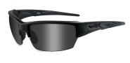 Wiley X WX Saint Sunglasses Sunglasses - CHSAI08 Matte Black / Grey