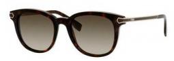 Fendi 0021/S Sunglasses Sunglasses - 07UU Havana (HA brown gradient lens)