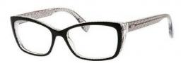 Fendi 0003 Eyeglasses Eyeglasses - 06ZV Black Crystal