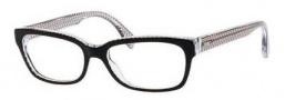 Fendi 0004 Eyeglasses Eyeglasses - 06ZV Black Crystal