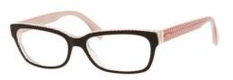 Fendi 0004 Eyeglasses Eyeglasses - 07PH Brown Burgundy Pink