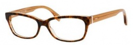 Fendi 0004 Eyeglasses Eyeglasses - 07PL Havana Brown Yellow