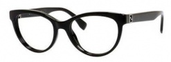 Fendi 0008 Eyeglasses Eyeglasses - 0D28 Shiny Black