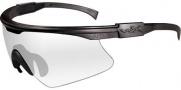 Wiley X WX PT-1 Sunglasses Sunglasses - PT-1C Matte Black / Clear