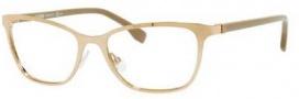 Fendi 0011 Eyeglasses Eyeglasses - 07SU Gold / Khaki