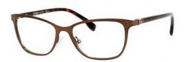 Fendi 0011 Eyeglasses Eyeglasses - 07SR Matte Brown / Havana