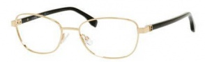 Fendi 0012 Eyeglasses Eyeglasses - 0RHL Gold / Black