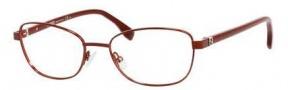 Fendi 0012 Eyeglasses Eyeglasses - 0PFZ Red / Opal Burgundy