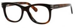 Marc Jacobs 542 Eyeglasses Eyeglasses - 0I85 Dark Havana Glitter