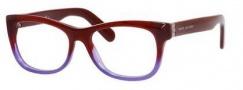 Marc Jacobs 541 Eyeglasses Eyeglasses - 08OA Burgundy Opal