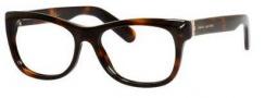 Marc Jacobs 541 Eyeglasses Eyeglasses - 0I85 Dark Havana Gold