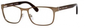 Marc Jacobs 540 Eyeglasses Eyeglasses - 0J87 Brown Dark Olive