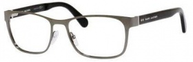 Marc Jacobs 540 Eyeglasses Eyeglasses - 0V81 Dark Ruthenium Black