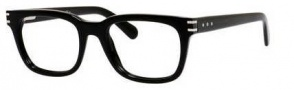 Marc Jacobs 536 Eyeglasses Eyeglasses - 0807 Black
