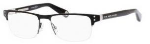 Marc Jacobs 518 Eyeglasses Eyeglasses - 08YC Black Palladium / Black