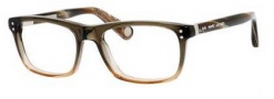 Marc Jacobs 516 Eyeglasses Eyeglasses - 00OH Brown Gray / Horn