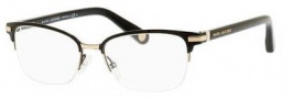 Marc Jacobs 511 Eyeglasses Eyeglasses - 0J6O Shiny Black Gold