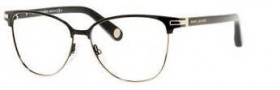 Marc Jacobs 510 Eyeglasses Eyeglasses - 01FK Brown Gold Havana