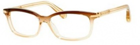 Marc Jacobs 509 Eyeglasses Eyeglasses - 00MY Dark Brown Caramel