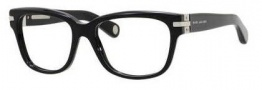 Marc Jacobs 485 Eyeglasses Eyeglasses - 0807 Black